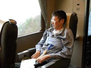 JR山陰本線特急スーパーおきの車椅子席