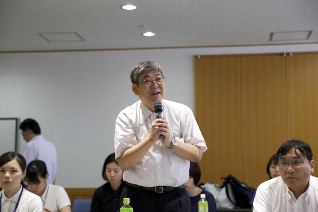 平賀松江保健所長様