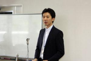 山﨑健康推進課長