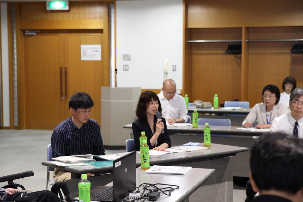松江市障がい者福祉課の制度説明