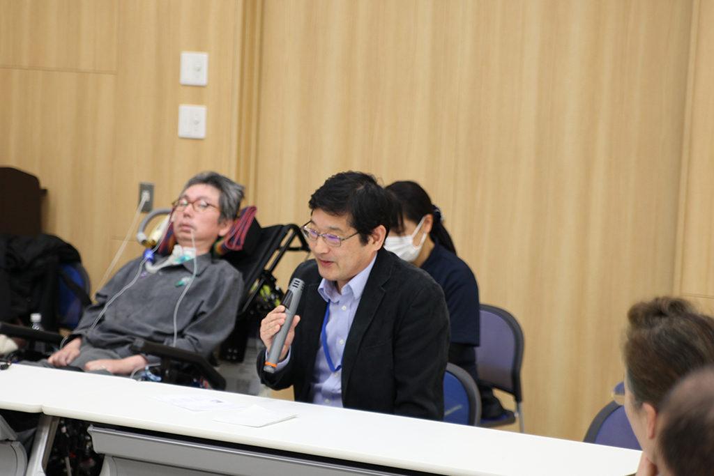 松江医療センター 神経内科医長 足立芳樹先生